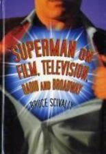 Superman on Film, Television, Radio and Broadway-ExLibrary