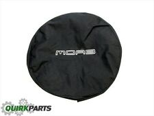 2007-2016 JEEP WRANGLER SPARE TIRE COVER WITH MOAB LOGO OEM NEW MOPAR