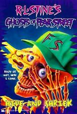 Ghosts of Fear Street: Hide and Shriek No. 1 by R. L. Stine (1995, Paperback)
