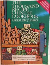 The Thousand Recipe Chinese Cookbook by Gloria Bley Miller (1966, Paperback,...