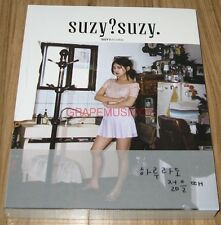 SUZY miss A suzy?suzy. COVER B K-POP PHOTO BOOK PHOTOBOOK + POSTER IN TUBE CASE