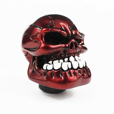 Red Magic Bad Skull Schaltknauf VW Golf 1 2 3 4 VW Bus T3 + T4