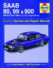 0765 Haynes SAAB 90, 99 and 900 Petrol (79 - Oct 93) up to L Workshop Manual