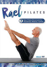 RAEL PILATES SYSTEM: BEGINN...-RAEL PILATES SYSTEM: BEGINNER 7 MOVEMENTS DVD NEW