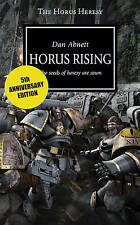Acceptable, Horus Rising, Science Fiction, Book