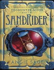 TodHunter Moon, Book Two: SandRider (World of Septimus Heap)-ExLibrary