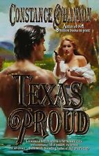 Texas Proud by O'Banyon, Constance