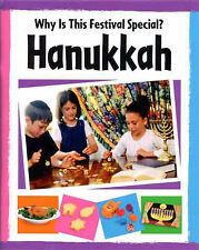 Jillian Powell Hanukkah (Why Is This Festival Special?) Book