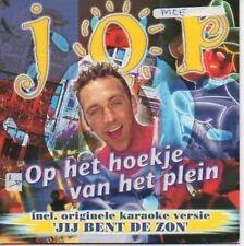 (AE326) Jop, Op het Hoekje van het Plein - 2000 CD