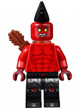 lego Nexo Knights - Flame Thrower  -(Minifigure only) from set 70312