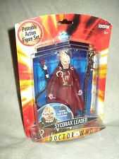 Doctor Who Action Figure  Series 1 Sycorax Leader Back B