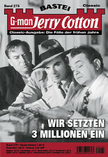 Jerry Cotton Classic Nr. 275 ***Zustand 1-***