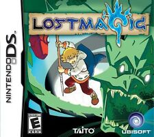 Lost Magic - Nintendo DS Game Only
