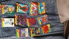 Fleer Fox Kids Lot of 76 Trading Cards + Check Lists