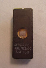 EPROM 8526JPP AM27128ADC 12.5V PGM 28-Pin Ic Processor Chip