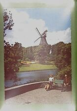 CPA Germany Bremen Windmill Moulin a Vent Windmühle Molino Mill Wiatrak w191