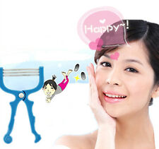 TIUS New 1 Pc Handheld Facial Hair Removal Threading Beauty Epilator Tool