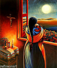 Art Oil Painting repro Amor a Todas Horas