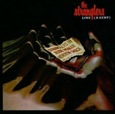 *NEW* CD Album The Stranglers - Live (X-Cert) (Mini LP Style Card Case)