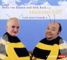 Annika Berns - Hummel hilf! Lyrik meets Comedy 2 - CD