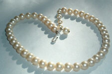VINTAGE MARVELLA FAUX PEARL NECKLACE STRAND IN GIFT BOX