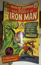 Tales of Suspense #55 (Jul 1964, Marvel) 2.5