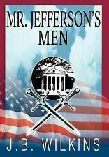 Mr. Jefferson's Men, Literature & Fiction, Spy Stories & Tales of Intrigue, J. B