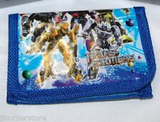 FABULOUS TRANSFORMERS WALLET/PURSE -IDEAL FOR SCHOOL BRAND NEW