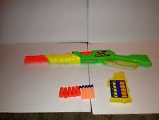Buzz Bee Toys Air Blasters Rapid Fire Tek Dart Gun CLIP DARTS Shells