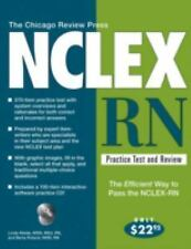 The Chicago Review Press NCLEX-RN Practice Test and Review (NCLEX Practice Test