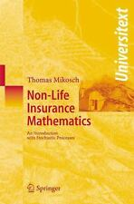 Non-Life Insurance Mathematics: An Introduction with Stochastic Proces-ExLibrary
