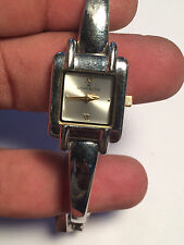 Nice Ladies Dual Tone Anne Klein 10/4315 Analog Watch