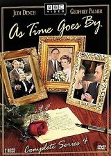 As Time Goes By - Complete Series 4 DVDs-Good Condition