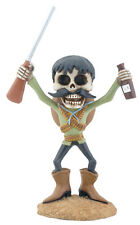 NEW! Day of the Dead Big Head Bandito Gift Figurine DOD Collectible Statue 8156