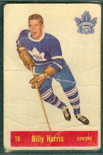 Billy Harris 1957-58 Parkhurst '57 NHL Card #15 FG