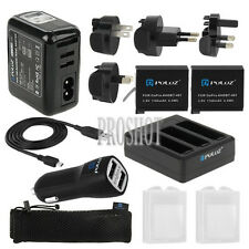 13  in 1 Accessories Charger Combo Kit for GoPro HERO4