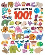 Let's Count to 100! by Masayuki Sebe (2011, Hardcover)