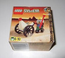 LEGO ADVENTURERS 1183 - MUMMY AND CART - new, factory sealed