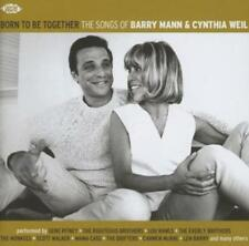 Born to be together-the songs of Barry Mann & Cynt de various artists (2013)