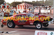 """Ohio"" George Montgomery ""427"" S.O.H.C. 1968 Ford Mustang Gasser Launch PHOTO!"
