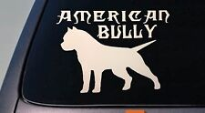 AMERICAN BULLY *B178* Pit Bull Pitbull DOG sticker car decal jl chints