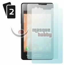 Protector Pantalla x2 Screen Protector LG Optimus Leon 4G LTE H340N NEW