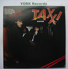 TAXXI - Expose - Excellent Condition LP Record MCA MCA-5580