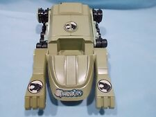 EXTREMELY RARE THUNDERCATS THUNDERTANK REMOTE CONTROL VINTAGE