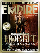 EMPIRE December 2013,The Hobbit:The Desolation Of Smaug,BILBO Martin Freeman NEW