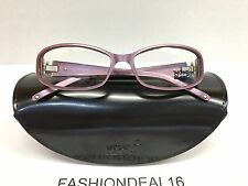 New Montblanc Authentic MB 343 Purple Pearl MB343 081 54-15-135 RX Eyeglasses