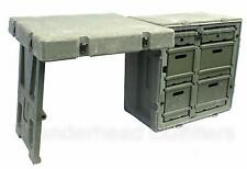 Hardigg FIELD DESK US Military Army Surplus Tent Table Case Container (No Chair)