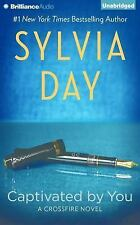 Crossfire: Captivated by You 4 by Sylvia Day (2015, CD, Unabridged)