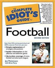The Complete Idiot's Guide to Football (2nd Edition)