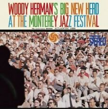 WOODY HERMAN - WOODY HERMAN'S BIG NEW HERD AT THE MONTEREY JAZZ F  CD NEU